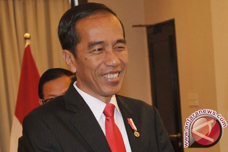 Presiden Jokowi terima PM Jepang Shinzo Abe