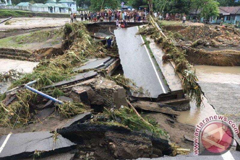 Banjir Setinggi 2 Meter kembali Rendam Kota Bima