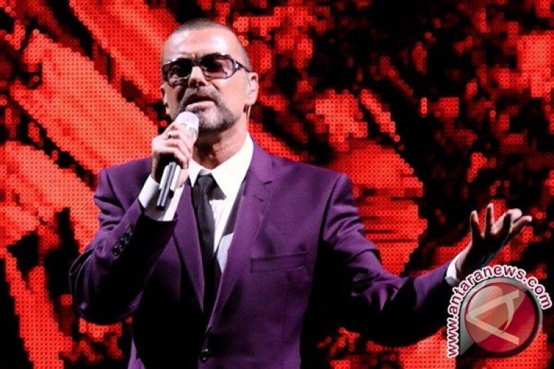 Mendiang George Michael kembali dengan lagu  penyakit sosial