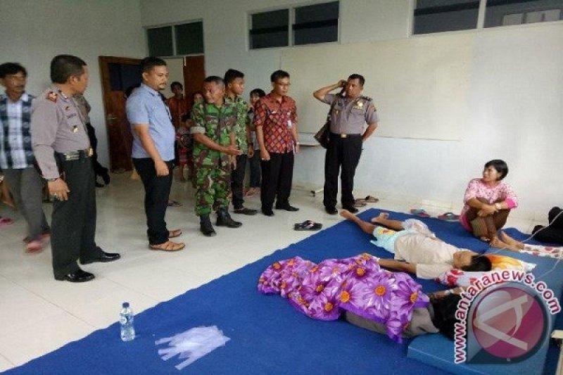 Puluhan warga Way Kanan keracunan usai makan sate