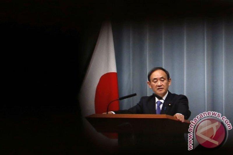Yoshihide Suga menangi dukungan partai untuk jadi PM Jepang