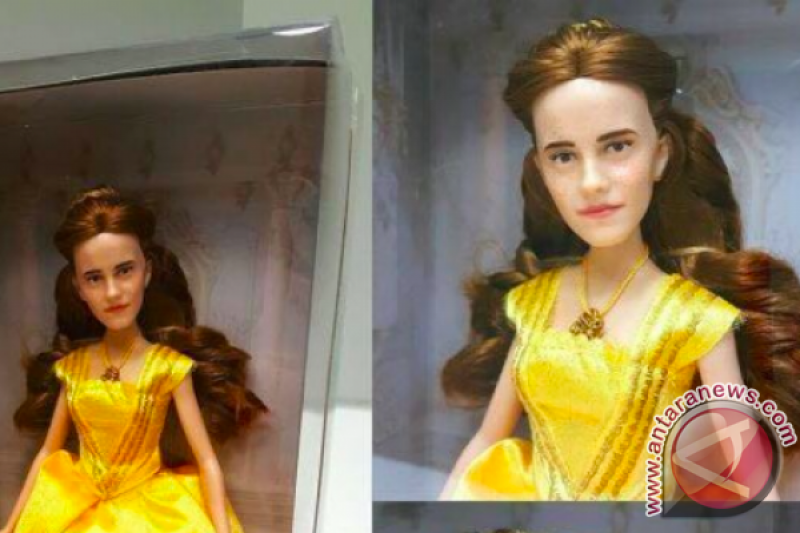 Boneka Emma Watson mirip Justin Bieber bikin geger Internet