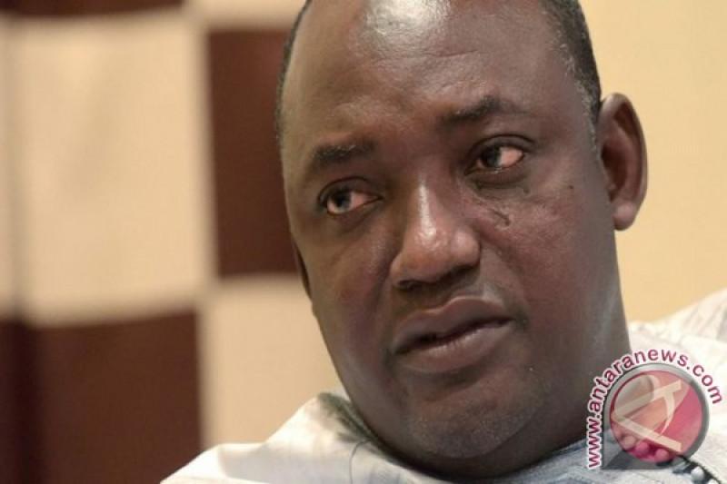 Tiga menteri Gambia positif virus corona