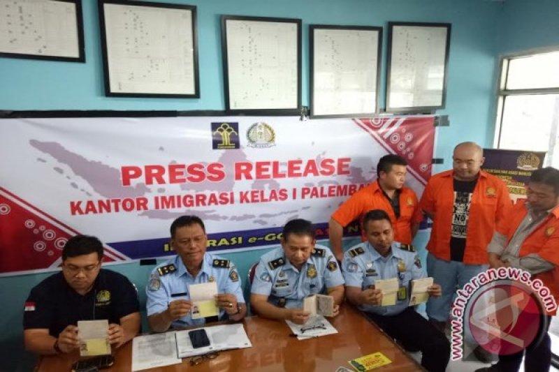 Imigrasi Palembang bentuk tim penertiban WNA ilegal