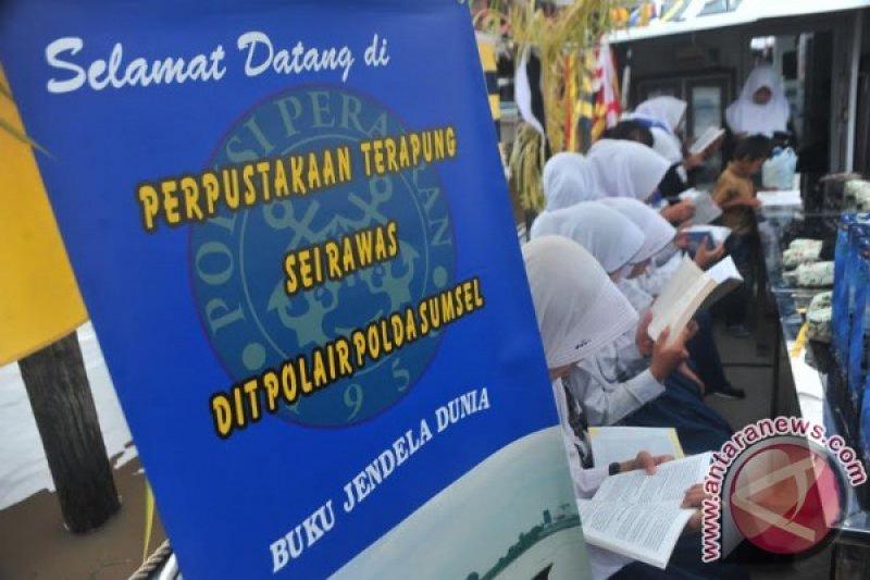 Perpustakaan Terapung Palembang