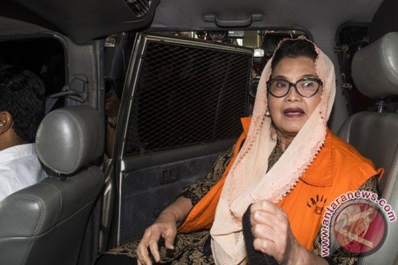 Mantan Menkes Siti Fadilah Didakwa Rugikan Keuangan Negara Rp6,1 Miliar