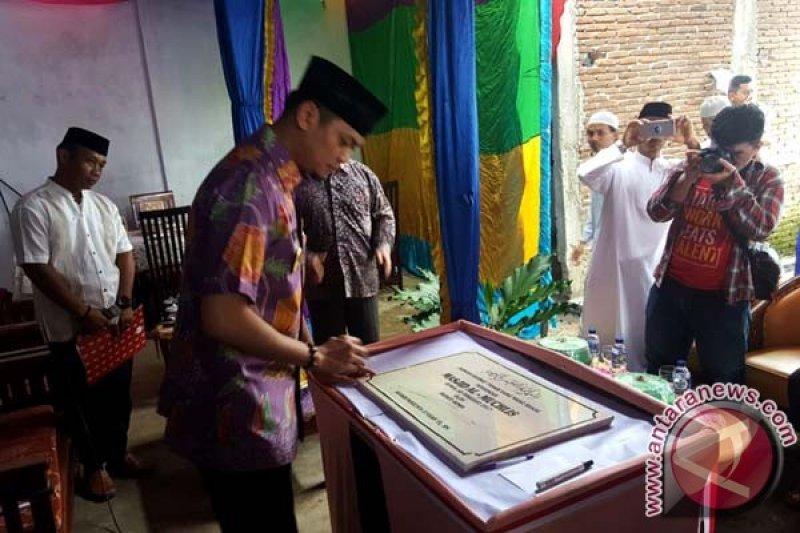 Bupati Gowa Apresiasi LDII Bangun Masjid