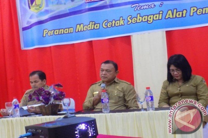 NTFP-EP beri pelatihan jurnalistik warga Sigi dan Poso