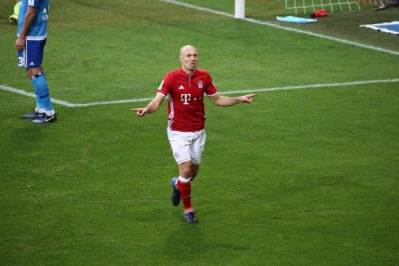 Robben: tidak ada krisis di Bayern