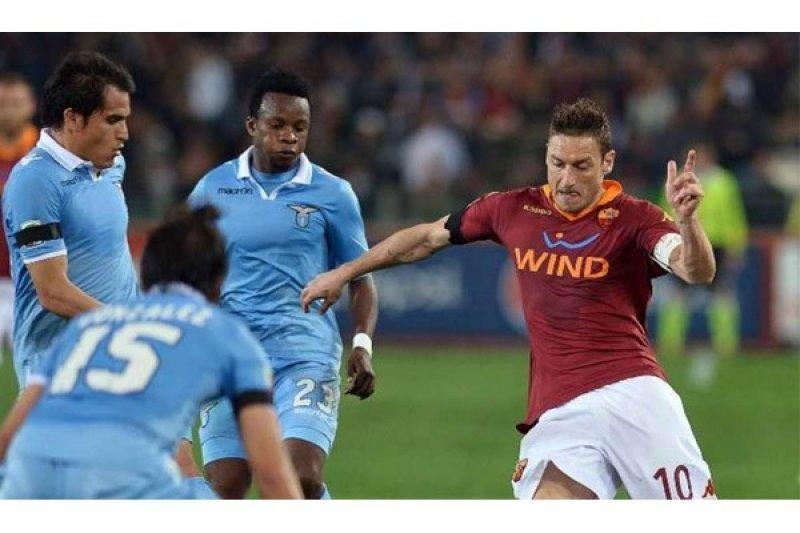 Lazio tundukkan Roma di Piala Italia