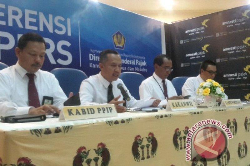 "DJP Papua-Maluku: dua penunggak pajak ikut ""tax Amnesty"""