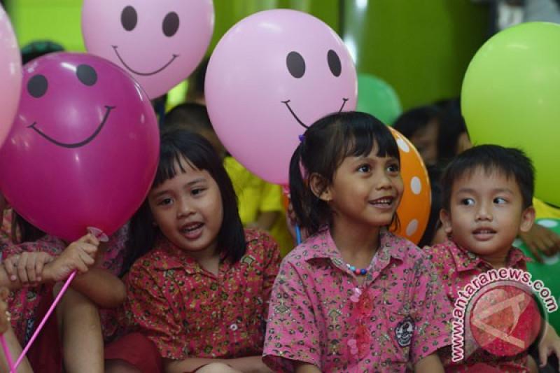 45,5 persen anak sehat di Jakarta alami gangguan saluran cerna menurut riset