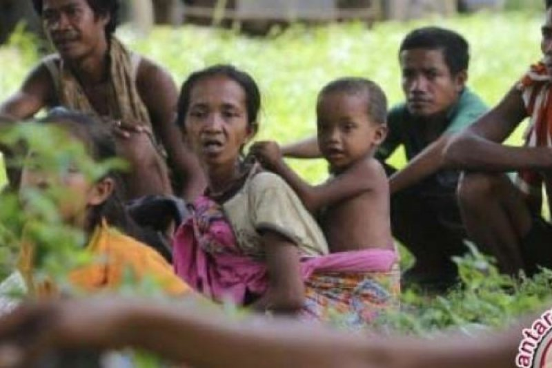 24.000 Hektare Tanah Ulayat Suku Sakai Dikuasai Perusahaan