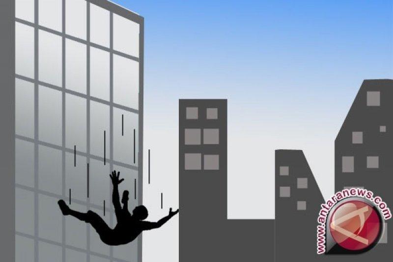 Panik saat hendak ditangkap, bandar narkoba tewas lompat dari lantai 10