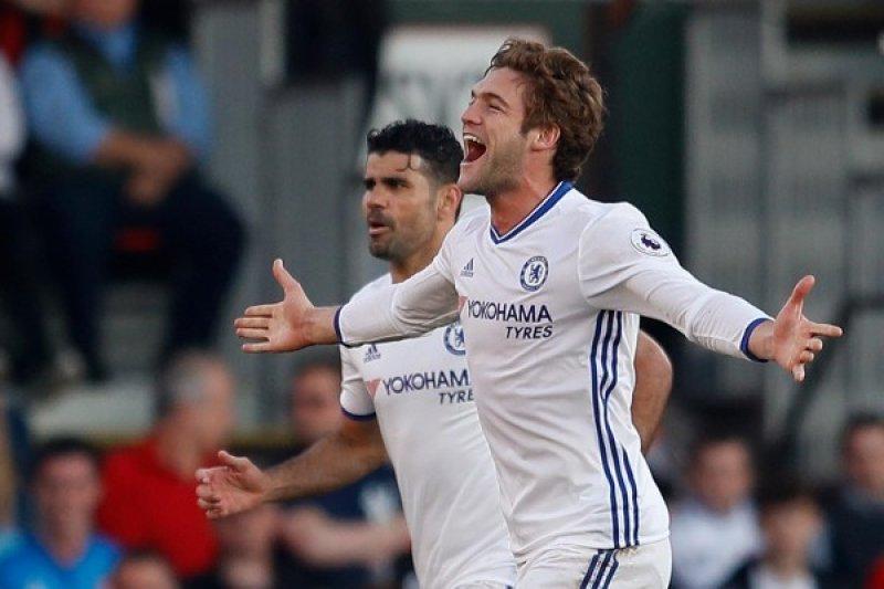 Bek Chelsea Alonso dihukum dalam tiga laga