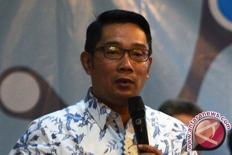 Lowongan jadi ajudan dari Ridwan Kamil untuk generasi milenial
