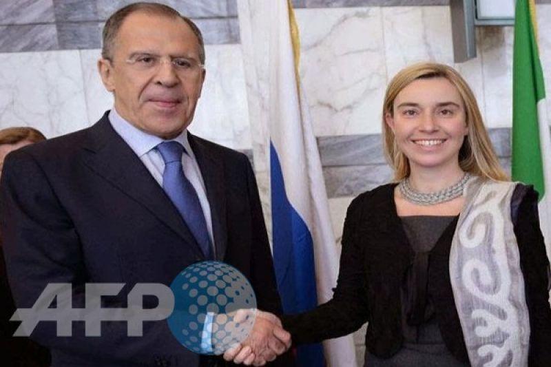 Lavrov salahkan Uni Eropa atas kehancuran hubungan dengan Rusia