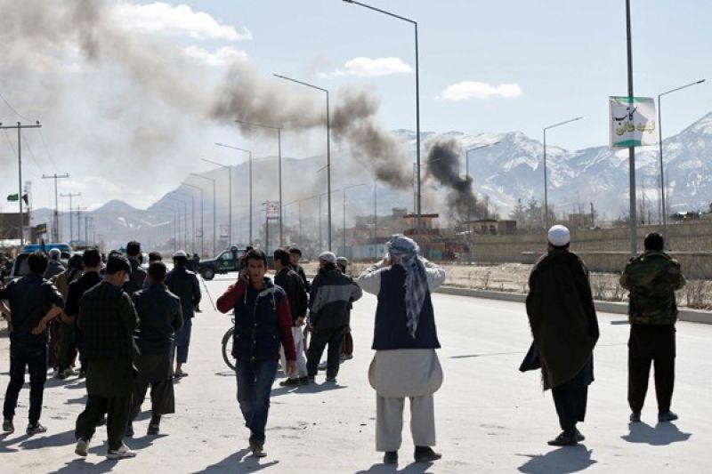 Taliban janjikan masa depan cerah jika AS tinggalkan Afghanistan
