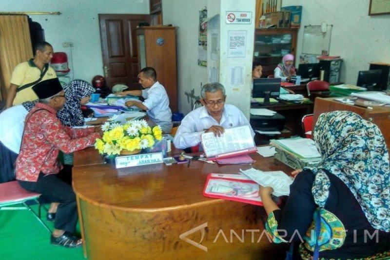 383 JCH Ogan Komering Ulu belum lunasi biaya haji