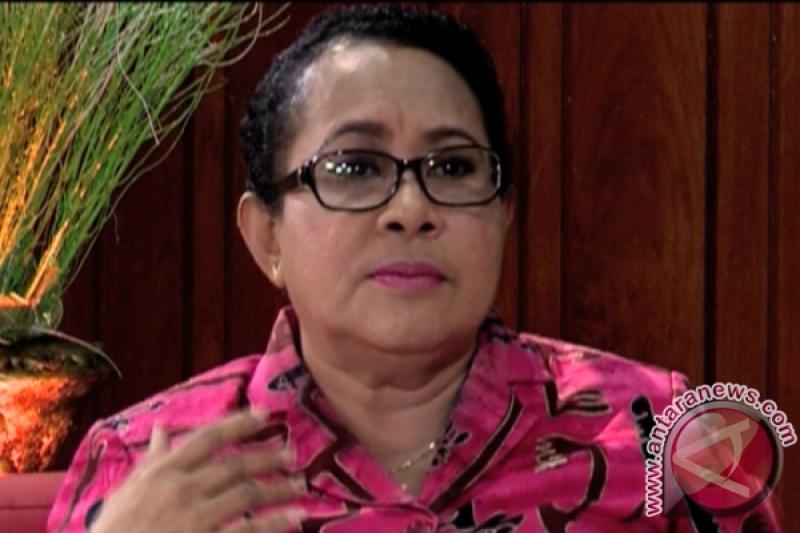 Menteri Yohana Buka Rakorda PPPA di Kupang