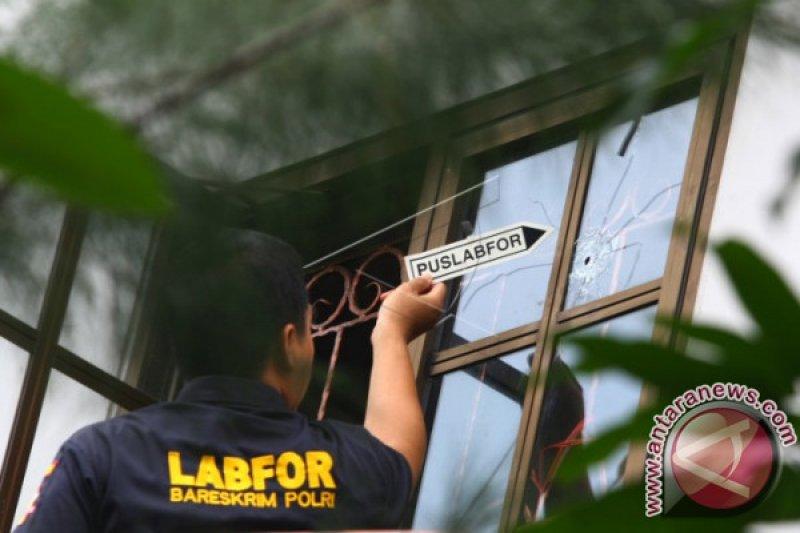Polisi belum simpulkan peluru nyasar Gedung DPR