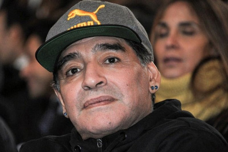 Maradona ditunjuk Sebagai Peltaih Kepala Al Fujairah