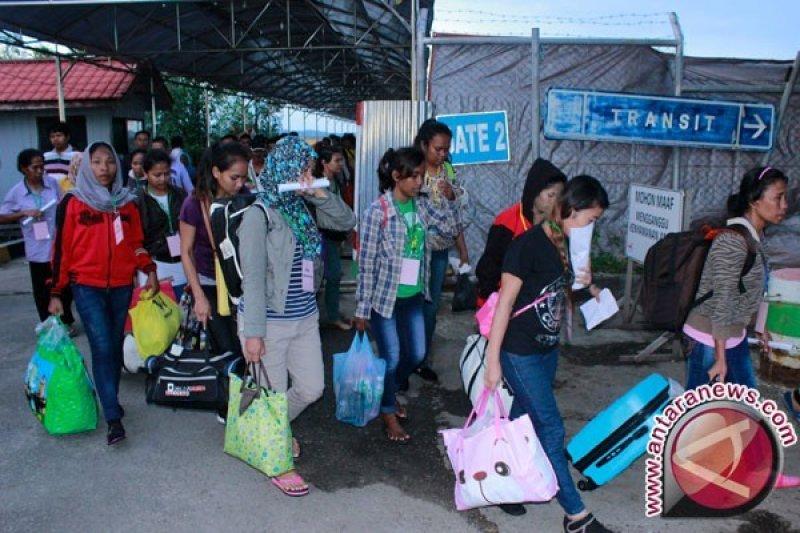 165 WNI segera dipulangkan dari Sabah ke Nunukan
