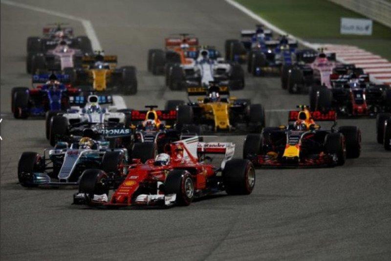 Hasil Grand Prix formula 1 Azerbaijan