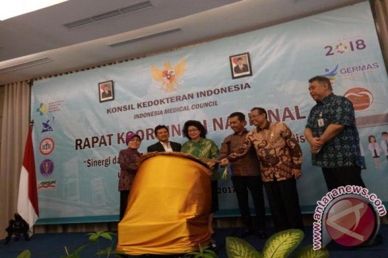 Konsil Kedokteran Indonesia gelar rakornas di Palembang