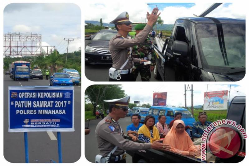 Kapolres: Operasi Patuh Samrat kedepankan penegakan hukum