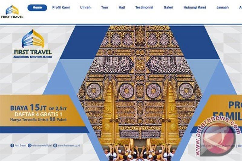 Calon Jemaah Umrah Berbagai Daerah Desak Kemenag Cabut Izin First Travel