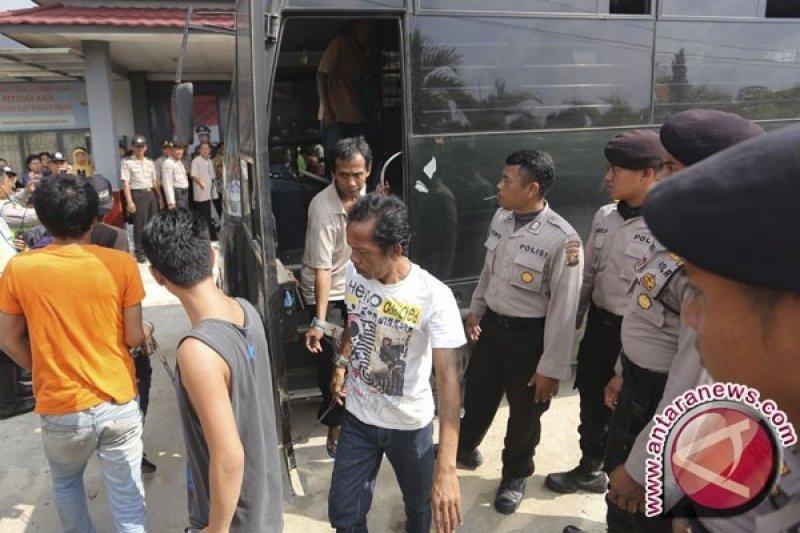 Kanwil Kemkumham Sumsel periksa 15 petugas Rutan