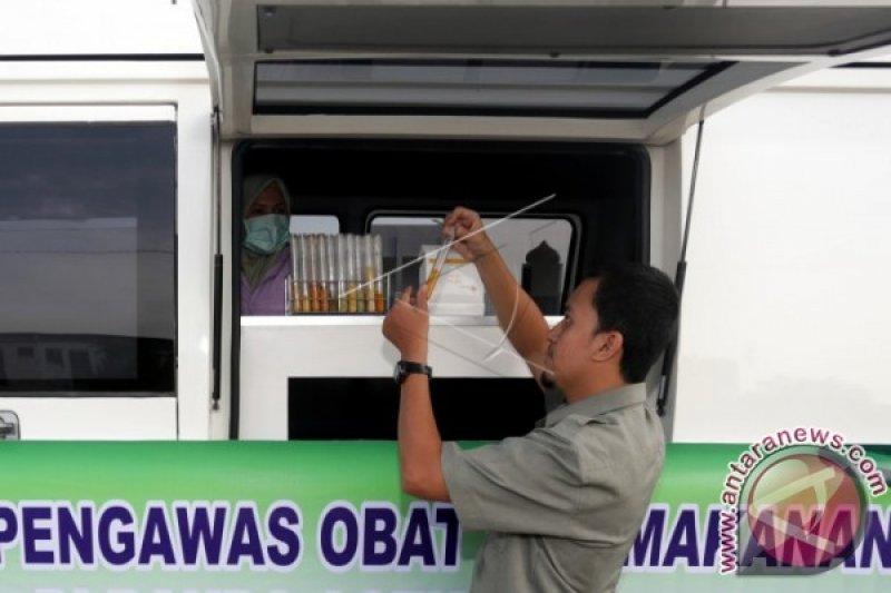 BPOM periksa makanan di Pasar Ramadan Luwuk
