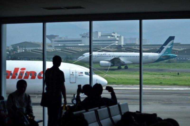 Penerbangan di Bandara Husein Bandung tidak terganggu guncangan dampak gempa Banten