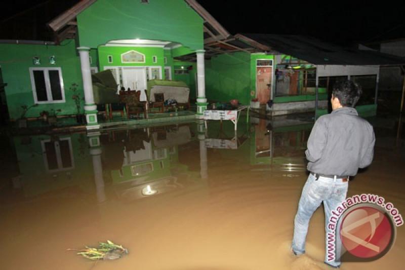 Empat desa di Gorontalo utara terendam banjir