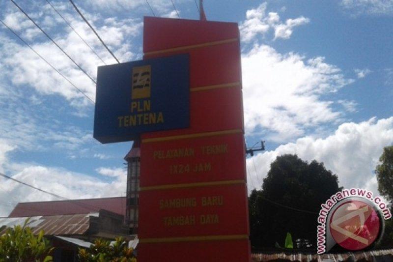 Tagihan PLN Tentena tertunggak Rp50 juta tiap bulan