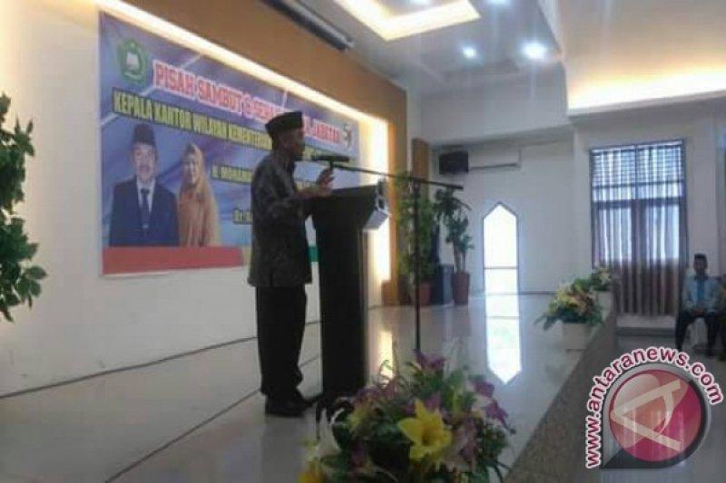 Kakanwil: Pejabat Kemenag Harus Penuhi Tiga Syarat
