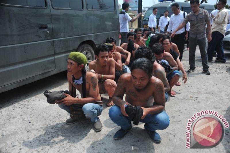 Polisi Bekasi tangkap 23 pelaku kriminalitas jalanan