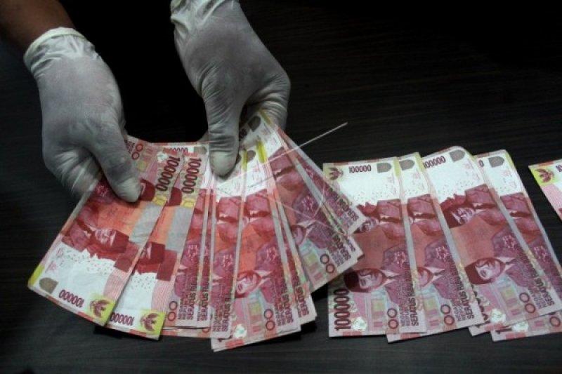 Polres Kulon Progo amankan pembuat uang palsu
