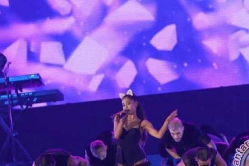 Konser Lanjutan Ariana Grande Dapatkan Pengamanan Ketat Polisi
