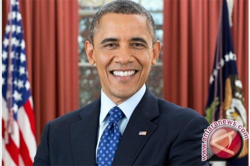 Obama santap habis bakso dihidangkan di Bogor