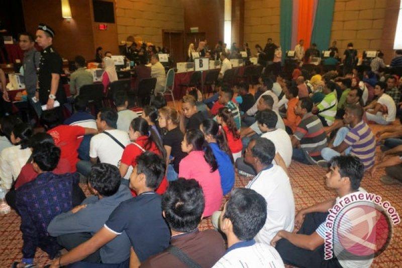Imigrasi Malaysia operasi pekerja ilegal