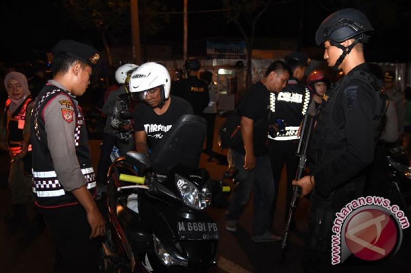 Polresta Palembang razia perbatasan untuk cegah teroris masuk kota