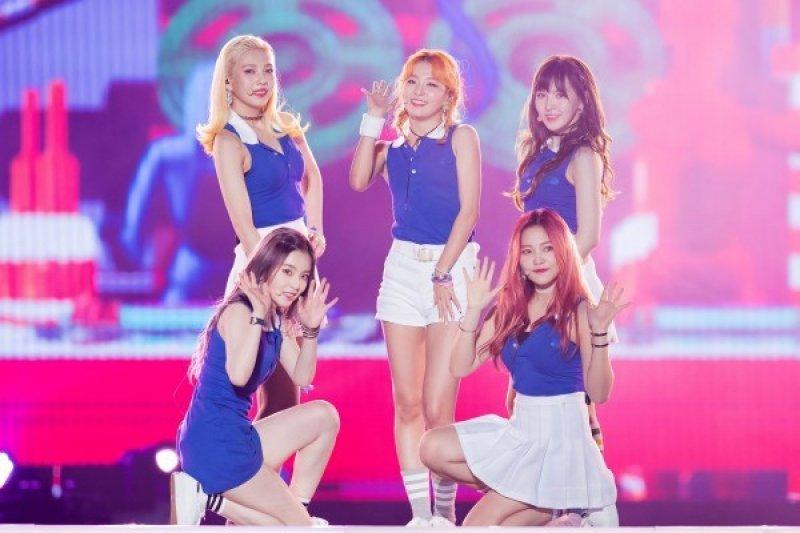 Lokasi konser Red Velvet setelah di AS