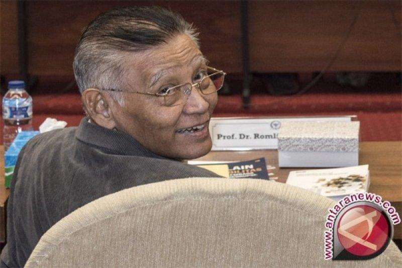 Romli: Pimpinan KPK dari unsur pemerintah itu polisi dan jaksa