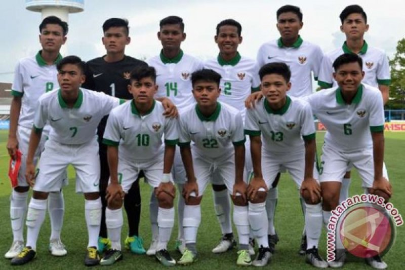 Indonesia kalahkan Timor Leste di AFF U-16