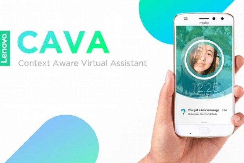 Lenovo Pamerkan Konsep Ponsel Fleksibel dan Asisten Virtual