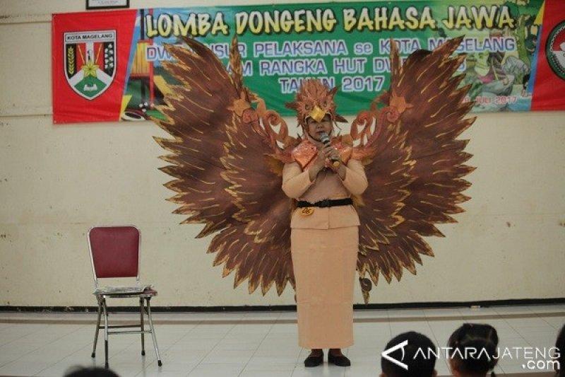 Lomba Dongeng Tumbuhkan Kecintaan Budaya Bangsa