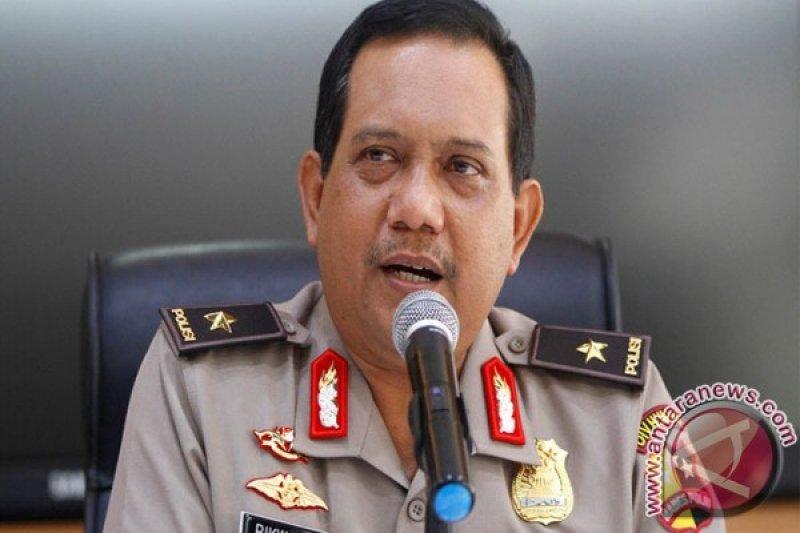 Polri: WNI istri pimpinan teroris Filipina ditangkap
