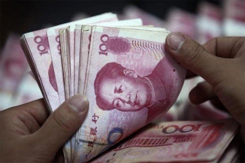 Yuan balik melemah 99 basis poin menjadi 6,4615 terhadap dolar AS
